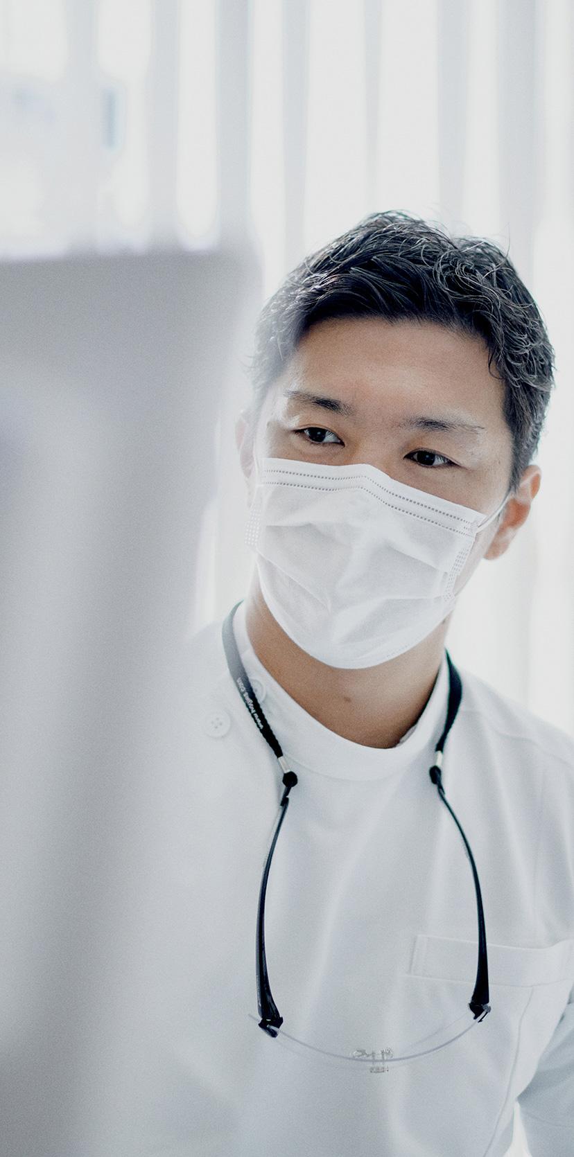 挑戦し続ける歯科医院として